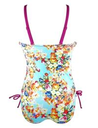 24006 Pour Moi? Seville Underwired Swimsuit Multi - 24006 Swimsuit
