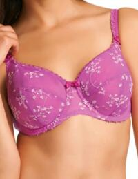 2761 Fantasie Salsa Balcony Bra Orchid Pink - 2761 Orchid