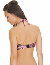 2989 Freya Soul City Bandeau Bikini Top Sunset - 2989 Bikini Top