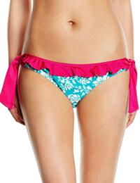 7104 Pour Moi? Aloha Tie Side Bikini Brief - 7104 Spearmint