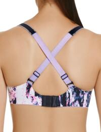 YYR9 Berlei High Performance Sports Bra Mirrored Mercury - YYR9 Mirrored Mercury