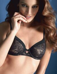 10162362 Triumph Pure Essence WHP Bra - 10162362 Black