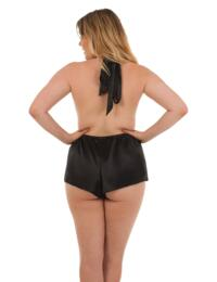 ST3007 Scantilly by Curvy Kate Flawless Teddy - ST3007 Black