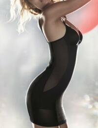 10106436 Triumph Pure Sensation Bodydress - 10106436 Black