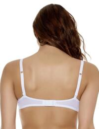 102001 Wacoal Melodie Classic Underwired Bra - 102001 White