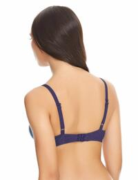 851205 Wacoal Halo Lace Full Cup Bra - 851205 Astral Aura Blue