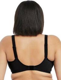 3b2e35d0275d1 ... 7552 Elomi Neon Nights Underwired Multiway Plunge Bikini Top - 7552  Black