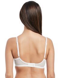 5011 Freya Soiree Lace High Apex Bra  - 5011 White