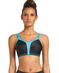 4491 Freya Active Soft Cup Sports Bra Jet - 4491 Jet