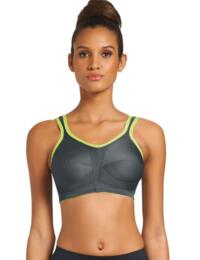 4391 Freya Active Soft Cup Sports Bra Charcoal - 4391 Charcoal