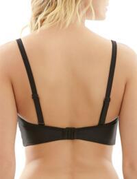 SW0882 Panache Anya Balcony Bikini Top Black  - SW0882 Balcony Bikini Top