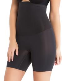 SS5715 Spanx Shape My Day High-Waist Mid Thigh Shaping Brief - SS5715 Black