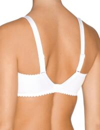 0162870/0162871 Prima Donna Ray Of Light Underwired Full Cup Bra - 0162870/0162871 White