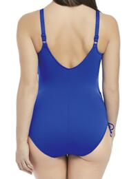 6360 Fantasie Ottawa Twist Front Swimsuit - 6360 Pacific