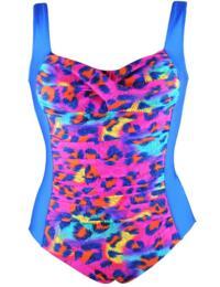 58005 Pour Moi? Malibu Control Swimsuit - 58005 Multi