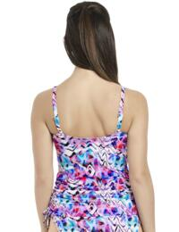 9b7e6bfa28ca2 ... 6448 Fantasie Malundi Underwired Tankini Top With Adjustable Sides -  6448 Multi