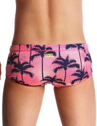 FT32B01989 Funky Trunks Boys Pop Palm Classic Swim Trunks - FT32B01989 Pop Palm