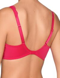0262120/0262121 Prima Donna Madison Padded Heart-Shaped Full Cup Bra - 0262120/0262121 Raspberry (Framboise)