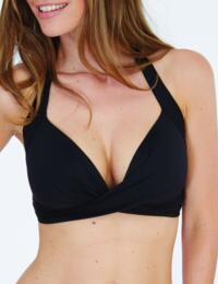 1597680 Lepel Lagoon Triangle Bikini Top - 1597680 Black
