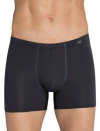 10167209 Sloggi Men Basic Soft Short - 10167209 Black