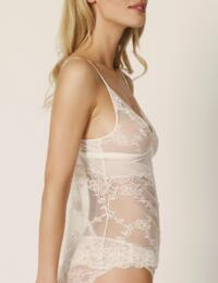 0802250 Marie Jo Bella Camisole Top - 0802250 Pearled Ivory