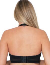 CK100301108W18 Curvy Kate Deluxe Strapless Bra - CK100301108W18 Black/Almond