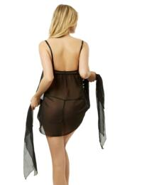 40405 Bluebella Jinx Body Bow Dress - 40405 Black