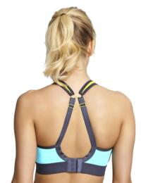 3e91e5a526 ... 7341B Panache Sport Non-Wired Sports Bra - 7341B Aqua Multi