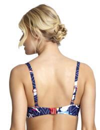 SW1152 Panache Milano Balcony Bikini Top - SW1152 ZigZag Floral