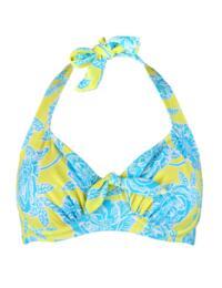 86002 Pour Moi Heatwave Underwired Bikini Top - 86002 Sunshine