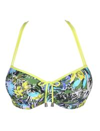 4005816 Prima Donna Swim Pacific Beach Padded Bikini Top - 4005816 Surf Girl
