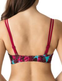 4005716 Prima Donna Swim Palm Springs Padded Balcony Bikini Top - 4005716 Pink Flavor
