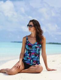 8477 Anita Malaica Tankini And Bikini Brief Swimwear Set - 8477 Original