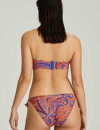 4006417 Prima Donna Swim Casablanca Strapless Bikini Top - 4006417 Blue Spice