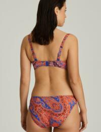 4006450 Prima Donna Swim Casablanca Rio Bikini Brief - 4006450 Blue Spice