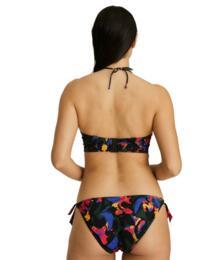 4007017 Prima Donna Swim Oasis Strapless Bikini Top - 4007017 Black Cactus