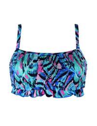 13202 Pour Moi Free Spirit Strapless Bikini Top - 13202 Lagoon