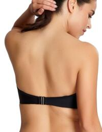SW0883 Panache Anya Bandeau Bikini Top - SW0883 Black