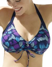 SW0406 Panache Seychelles Halter Bikini Top  - SW0406 Halter Bikini Top