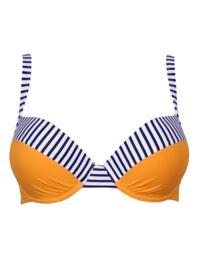 182060 Pour Moi Positano Padded Bikini Top - 182060 Yellow
