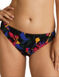4007050 Prima Donna Swim Oasis Rio Bikini Brief - 4007050 Black Cactus