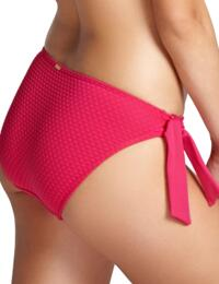 SW1328 Panache Echo Tie Side Bikini Pant - SW1328 Hot Pink