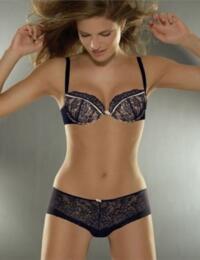 7923 Wonderbra Lace Desire short Sapphire £8.00 - Shorty