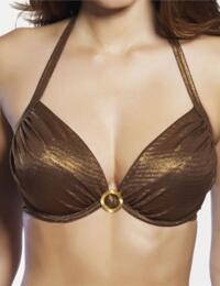 3122 Freya Sahara Plunge Bikini Top HALF PRICE - 3122 Padded Plunge