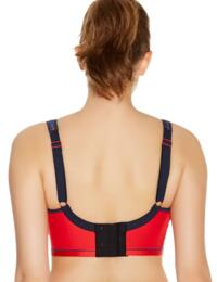 4004 Freya Active Moulded Crop Top Sports Bra  - 4004 Racing Red