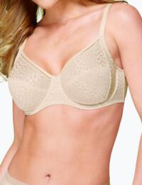 855107 Wacoal Alluring Full Figure Bra - 855107 Nude