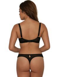2102 Curvy Kate Ritzy Thong Black/Copper - 2102 Thong