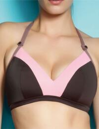 3173 Freya Samba Triangle Bikini Top Coco - 3173 Triangle Top Coco