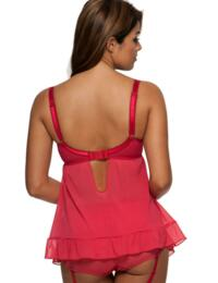 SG2009 Curvy Kate Tease Padded Camisole Cranberry - SG2009 Camisole
