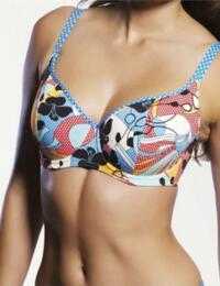 3142 Freya Circus Sweetheart Padded Bikini Top - 3142 Padded Top